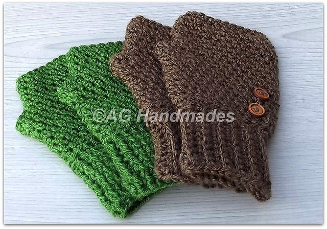Ravelry 2020 Fingerless Gloves Pattern By Ag Handmades Crochet