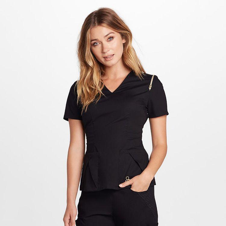 eee5880b23d Female Medical Scrub Suit Uniform Top and Pants Wholesale | WORK ...