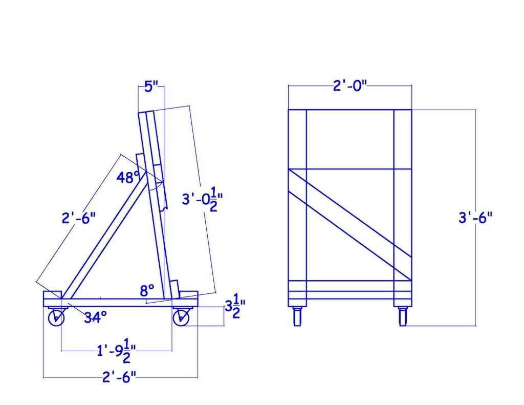 Outboard Motor Stand Plans Bing Images Other