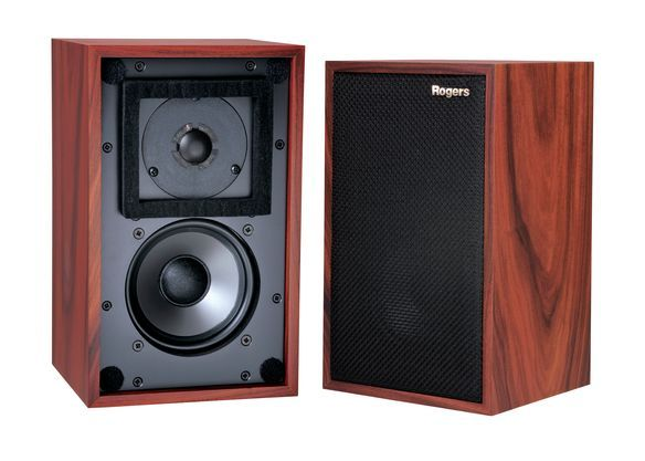 the 12 most significant loudspeakers of all time the absolute sound rogers bbc ls3 5a. Black Bedroom Furniture Sets. Home Design Ideas