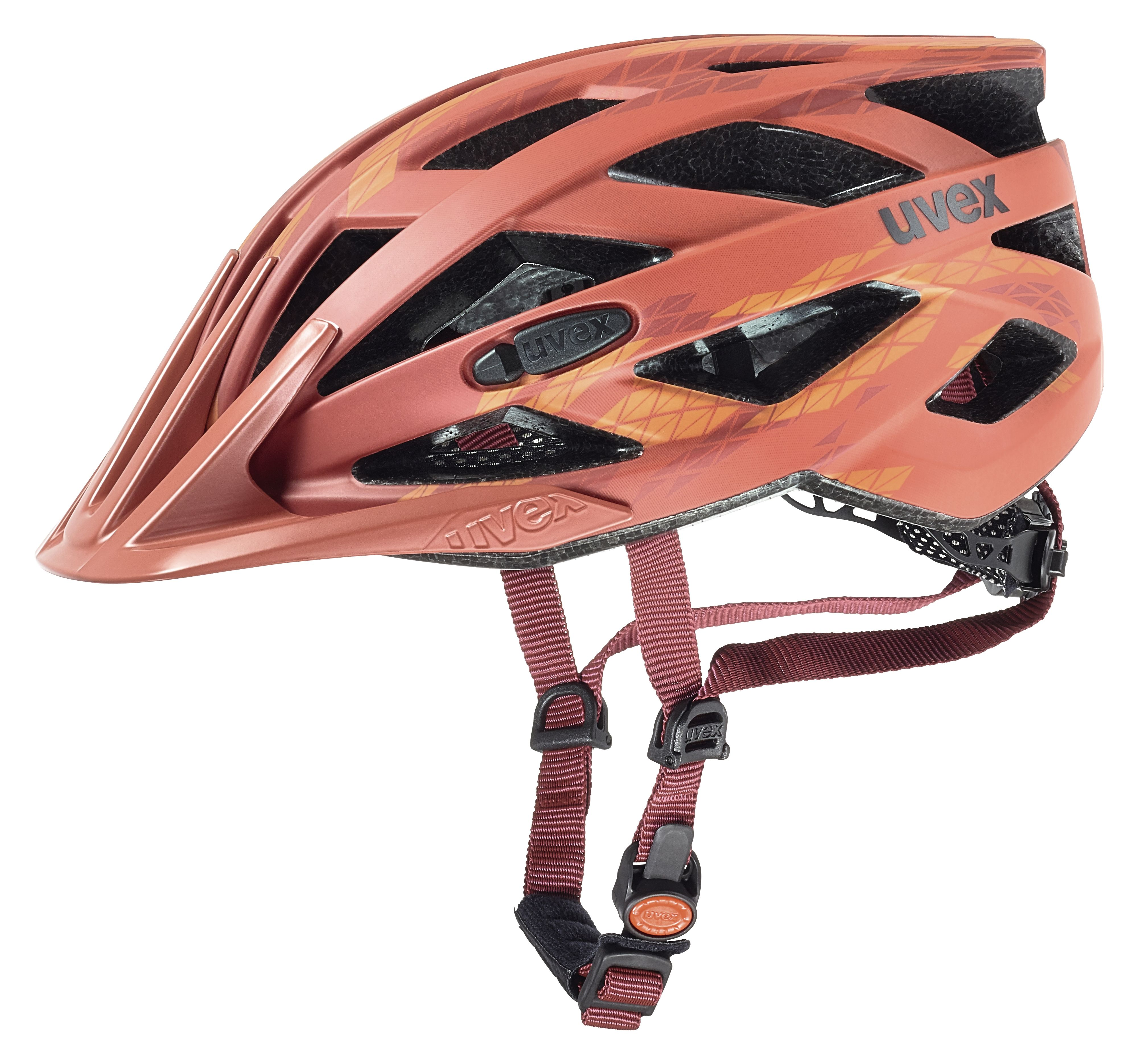 Uvex I Vo Cc A Beginner Friendly Allrounder With Outstanding Features And A Specially Designed Matt Styling The Bike Hel