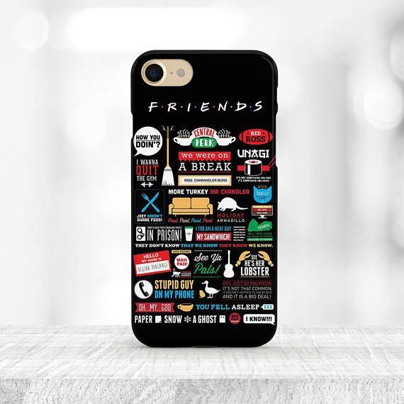 friends iphone 7 case