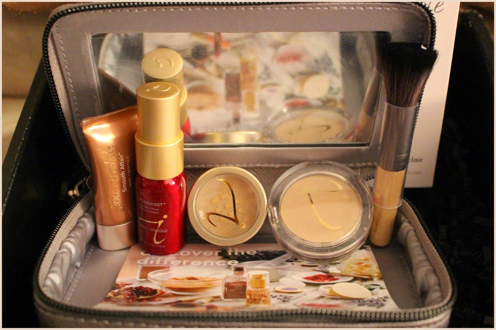 Jane Iredale Cosmetics Starter Kit Review Jane iredale