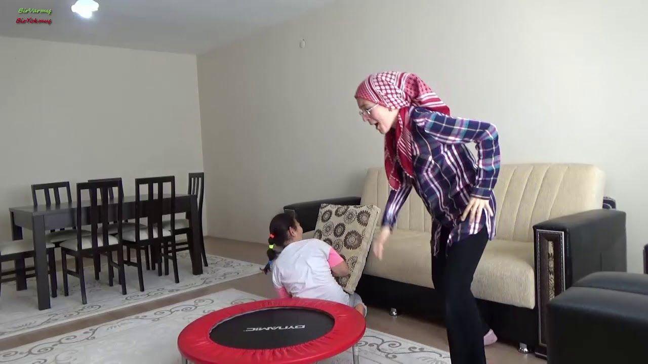 Trambolinden Dusup Kolunu Kiran Yaramaz Cocuk Yeni Bebek Skeci 2020 Bebek Koltuklar Cocuk