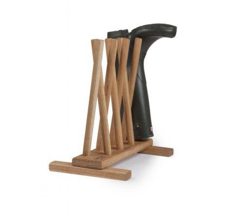 Burford garden company oak boot rack £50 Homemade Cleaning