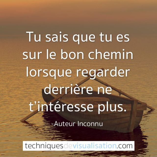 Inspirational Quote: Citation du jour | French | Quote citation