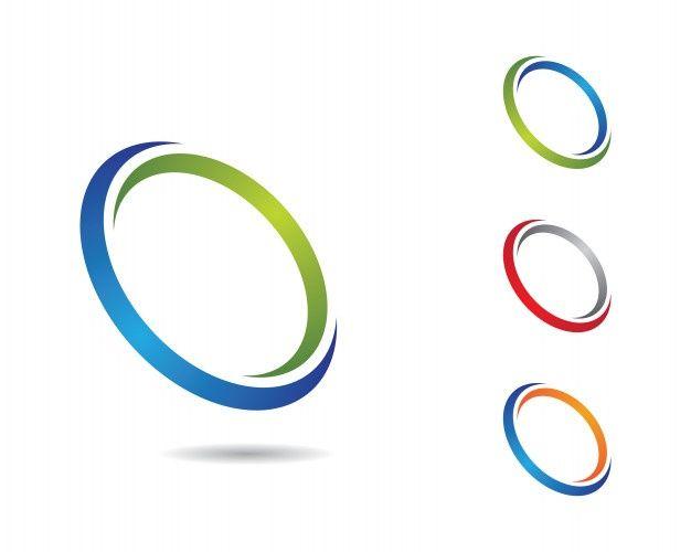 Circle symbol illustration Premium Vecto... | Premium ...