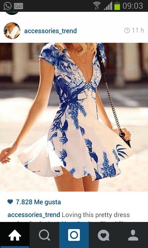 Lindo vestido...