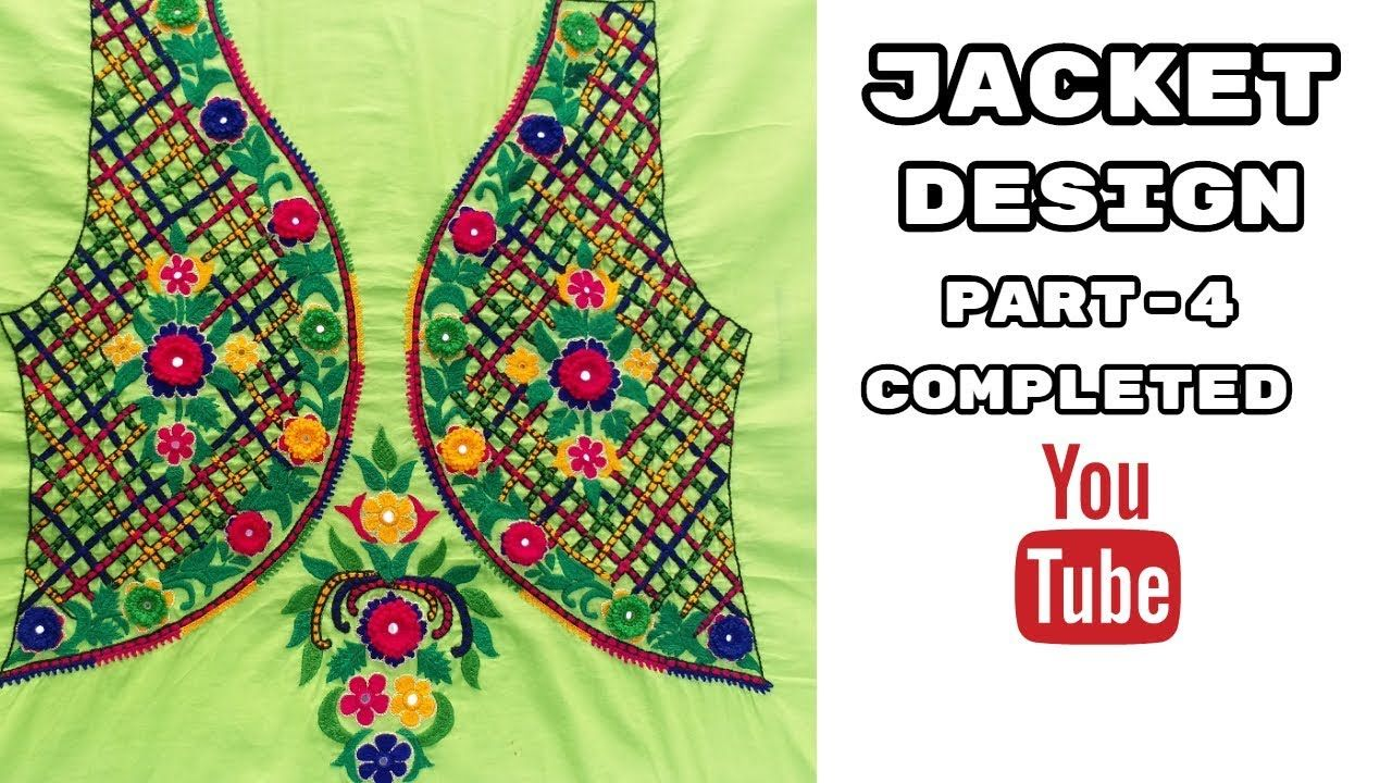 560+ Design Jacket Videos Com Gratis Terbaru