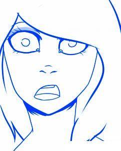 apprendre a dessiner un visage etape par etape Dessin en
