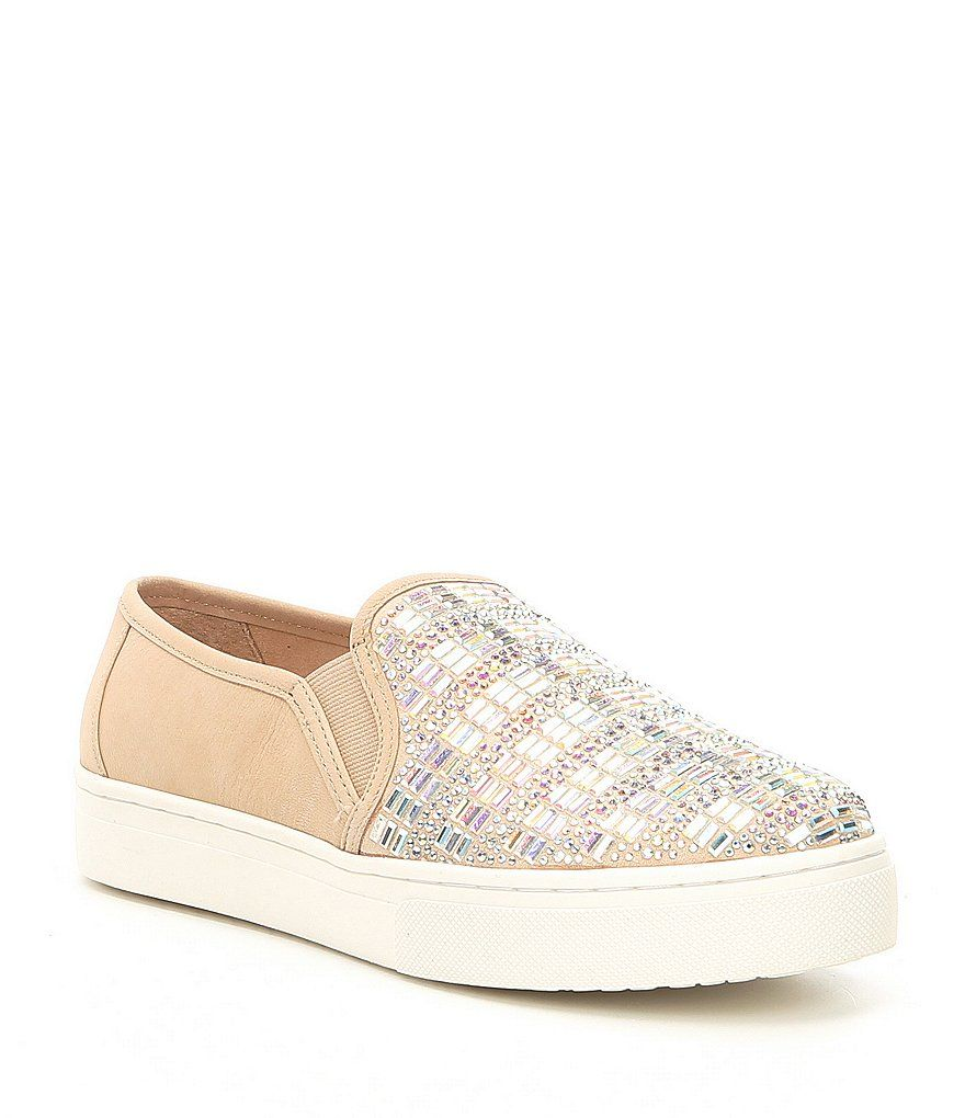 Gianni Bini Luxine Rhinestone Sneakers