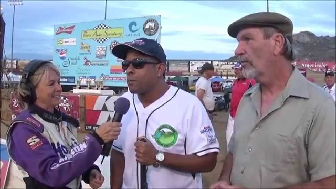 """Robert Smith """"Little Green Apples Project"""" at Perris Auto Speedway Sept 12, 2015 """"Even a blind man can see that one act of kindness makes the world a better place. That better world begins with you."""" ~ Robert F.Smith Robert F. Smith, blind since birth and son of late singer O.C. Smith, wants to touch the world and make it a kinder, better place. Just as his father's recording, Little Green Apples, sold a million copies... http://littlegreenapplesproject.com"""