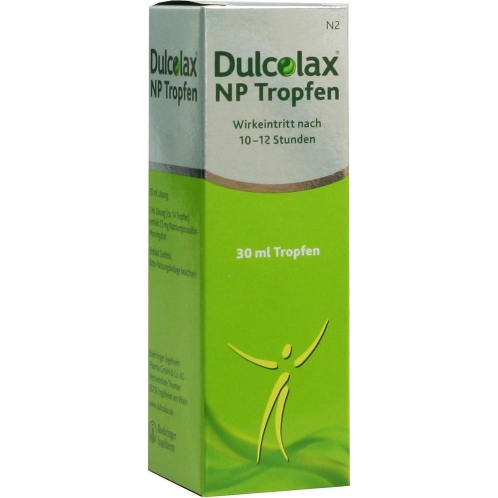 DULCOLAX NP Tropfen:   Packungsinhalt: 30 ml Tropfen zum Einnehmen PZN: 04657033 Hersteller: Boehringer Ingelheim Pharma GmbH & Co.KG…