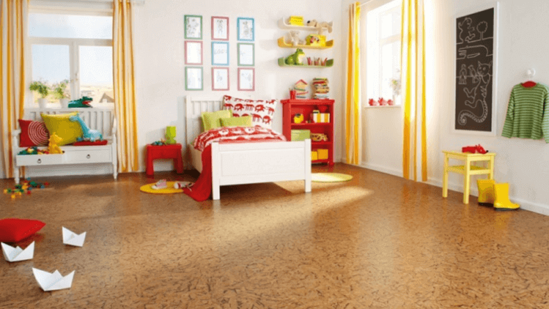 21 Great Cork Flooring Ideas For Every Room Room Beautiful