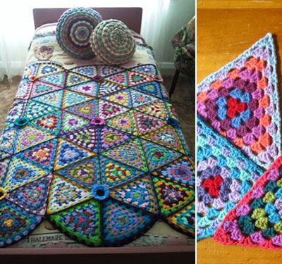 Crochet-afghan-blanket | Your Crochet Corner | Pinterest