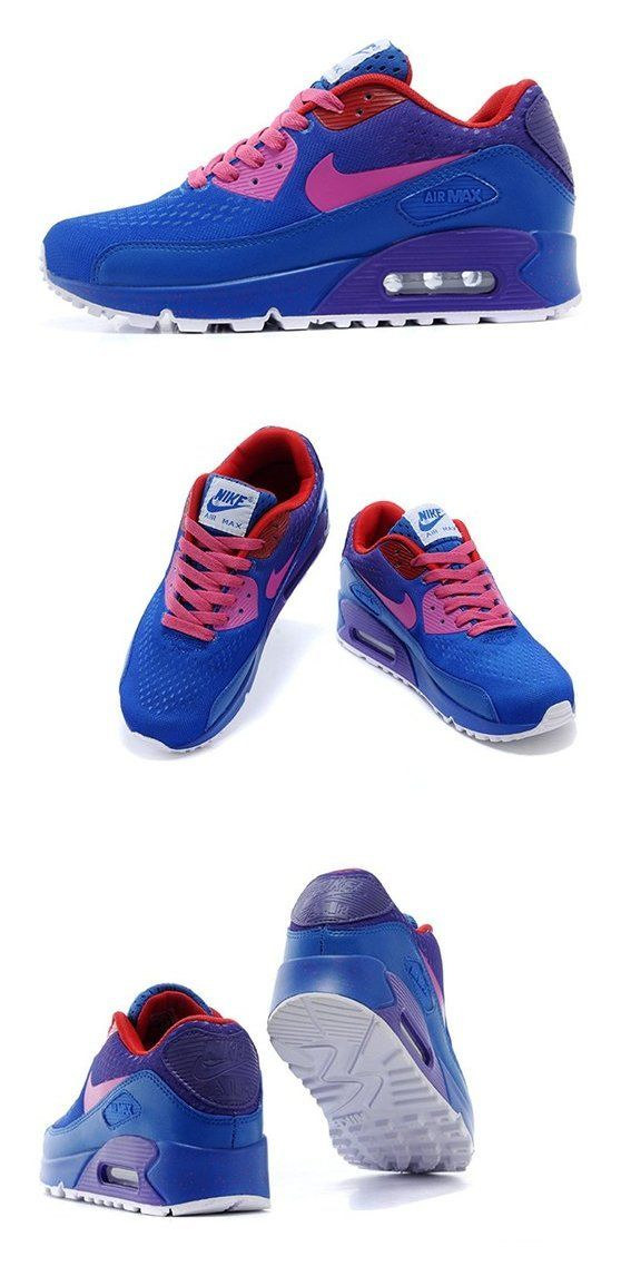 $92.99 - Nike Women's Air Max 90 Essential Running Shoe color classic#15 #nike