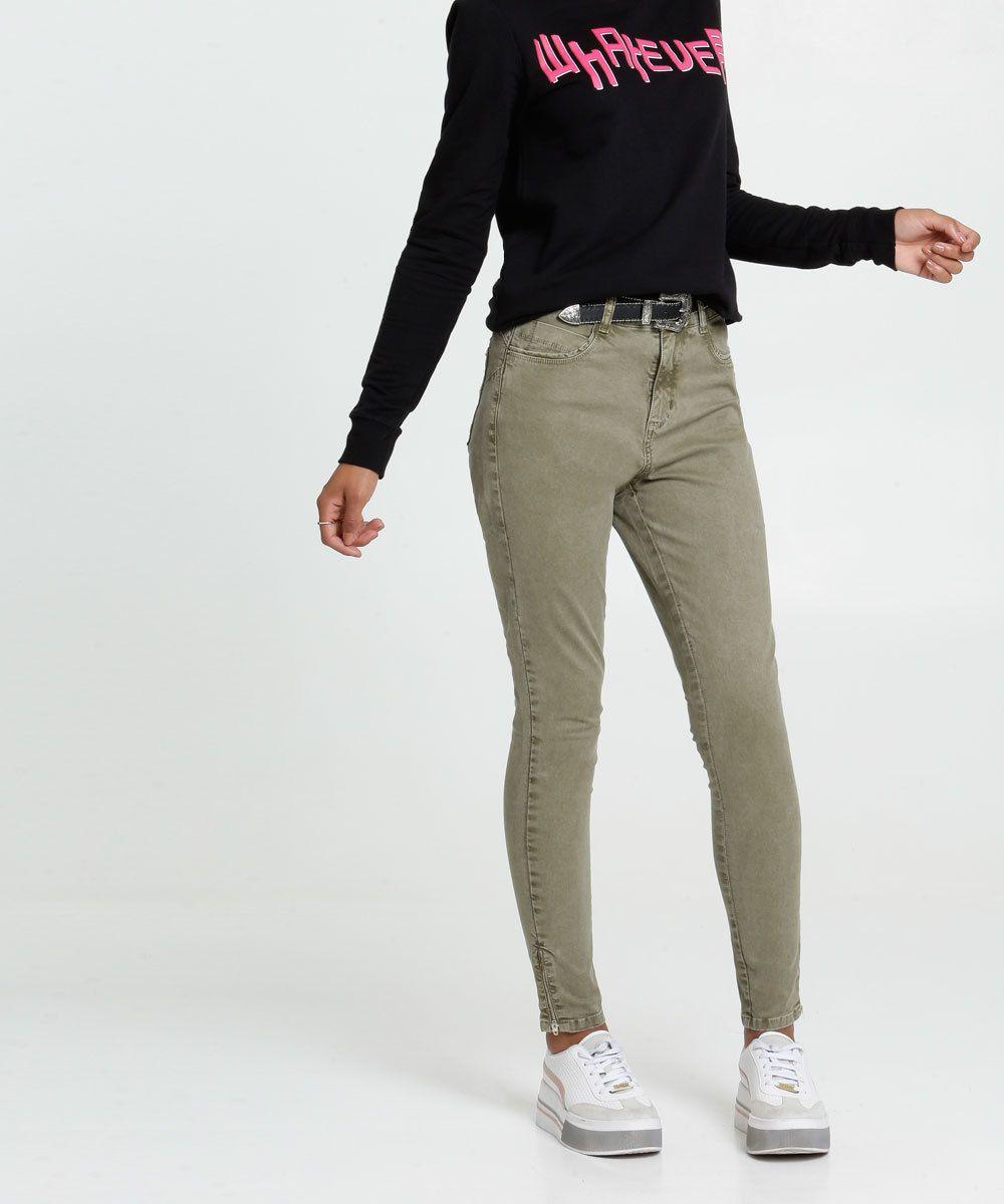 Photo of Marisa push up jeans skinny