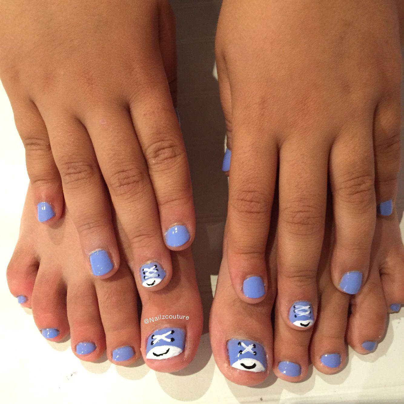 Nail Art Couture Converse Nail Art: Converse Nails, Nail Art, My Nails