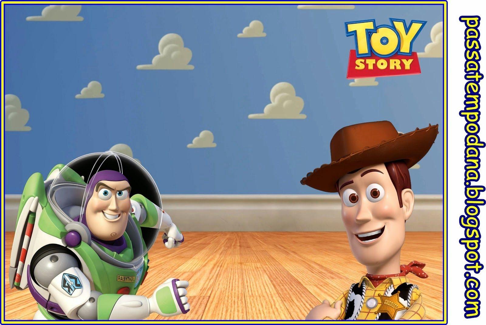 Toy Story Games Gratis : Toy story: invitaciones y etiquetas para candy bar para imprimir