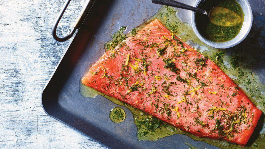 The Definitive Guide to Eating Salmon #athletefood