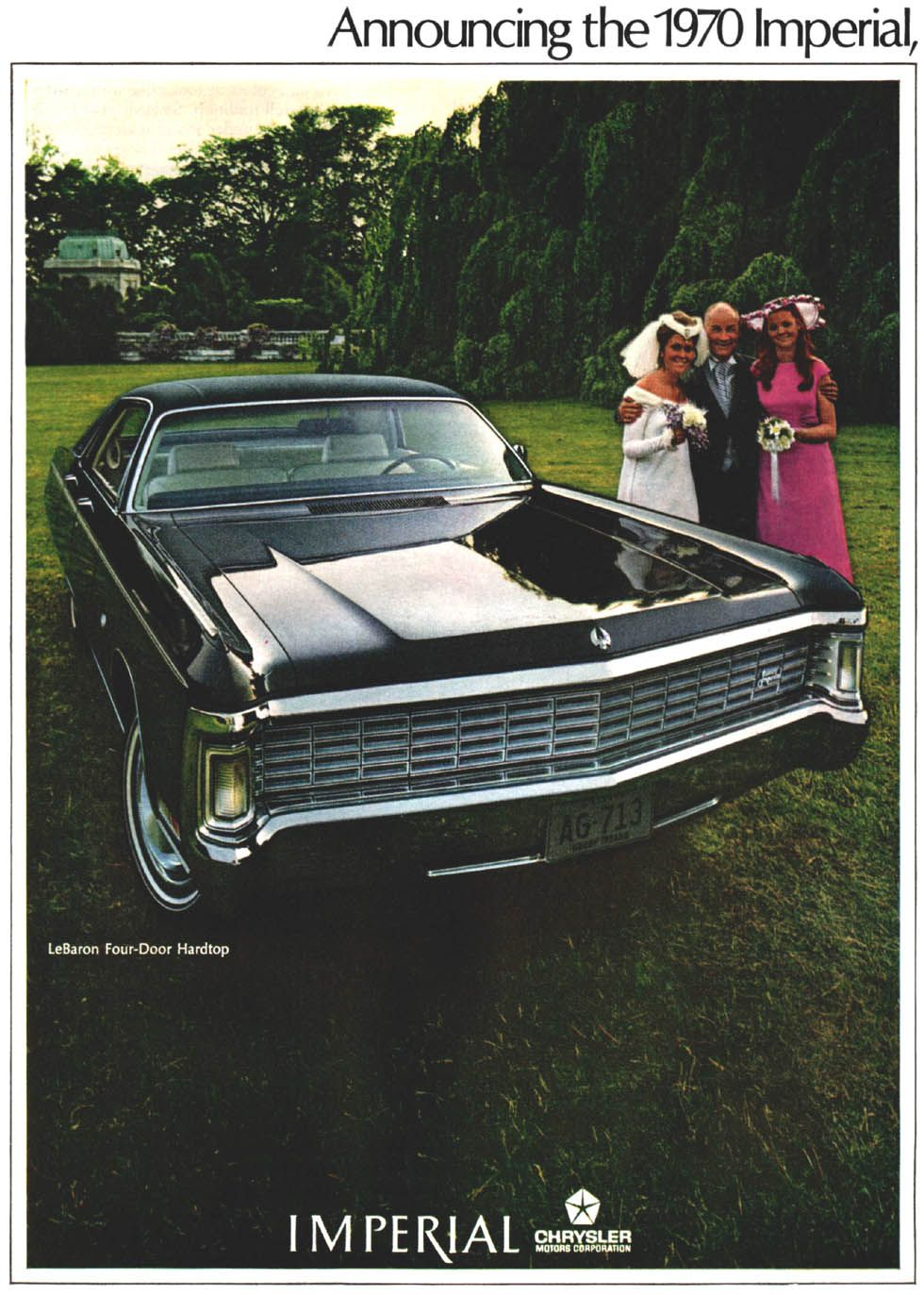 chrysler cars from the 1970\'s | old car ads home | old car brochures ...