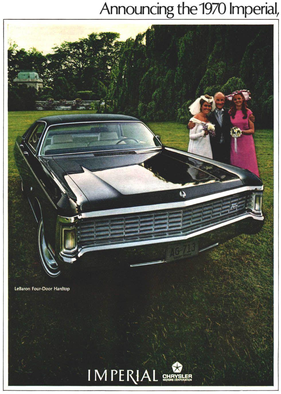 Directory Index Chrysler Imperial 1970 Chrysler Chrysler Imperial Car Ads Chrysler
