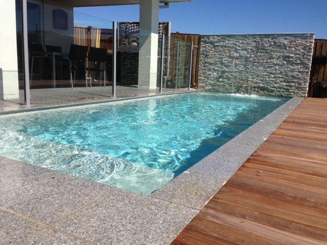 Factory Pools Sunshine Coast Nth Brisbane Gympie Cooloola Formal Pool Pool Backyard Pool Swimming Pools