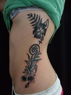 tattoos of nz with ocean - Google Search