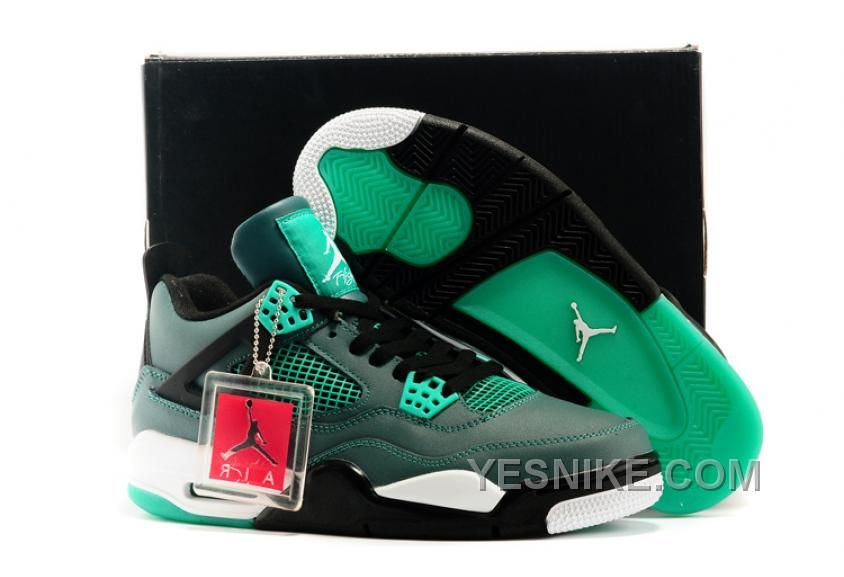 Big Discount 66 OFF Air Jordans 4 Retro 30th Anniversary Teal
