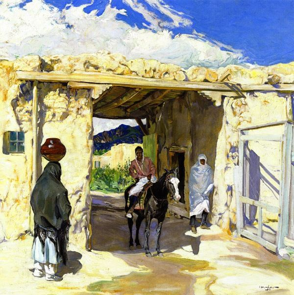 walter ufer artist | Archive for the 'UFER Walter' Category