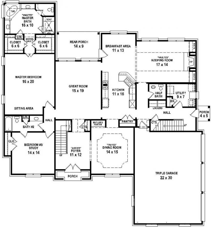 Modern Open Floor Plans: In Flex-offices -- Open-plan Layouts Without Individual An