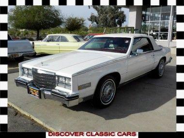 Cadillac Eldorado Biarritz For Sale In Scottsdale Arizona Price