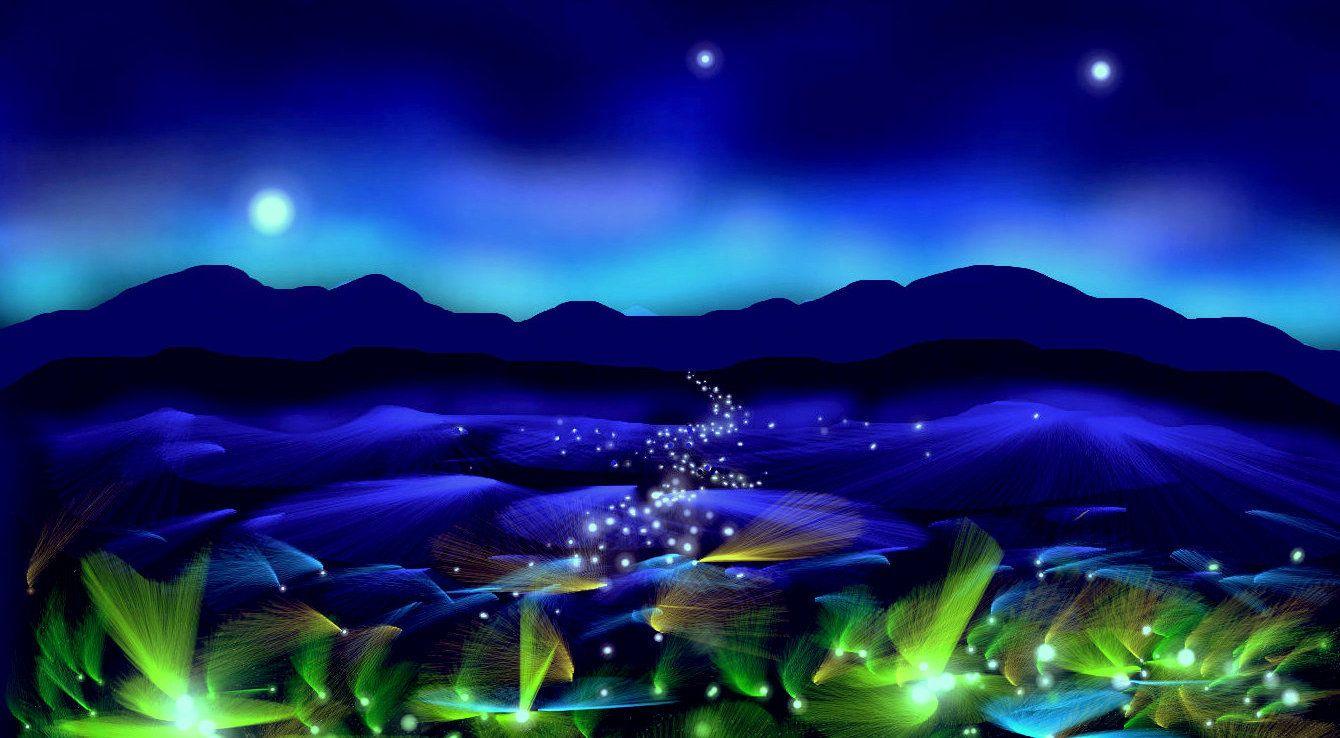 Midnight hills