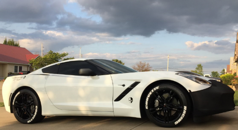 2016 Corvette Coupe For Sale in Indiana LOOKER! Show Car