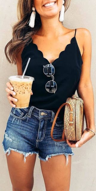 End Of Summer Outfits Ideas  #love #instagood #photooftheday #fashion #beautiful #happy #cute #tbt #...