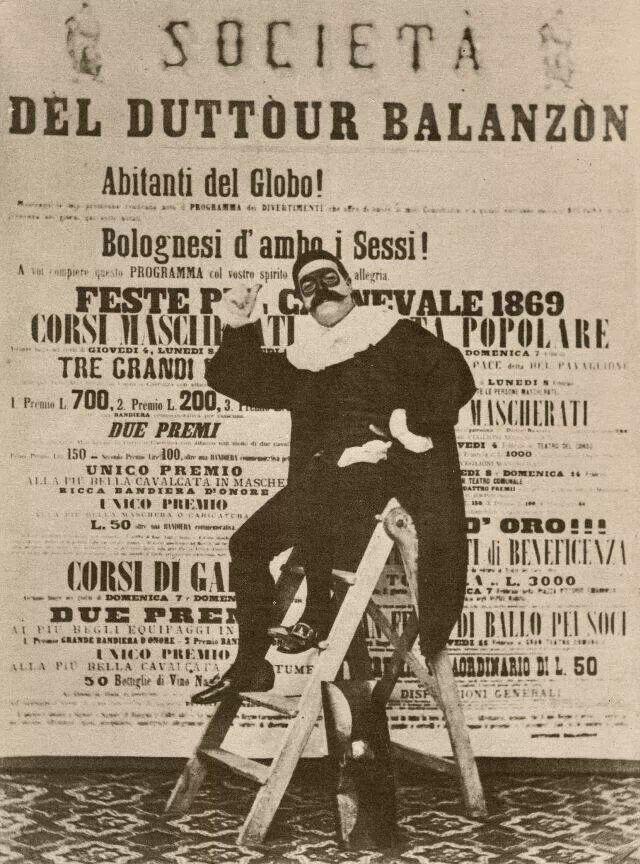 Il dottor Balanzone