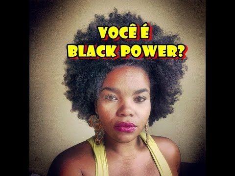 Consciência Negra: Você é Black Power ou tem o Estilo Black Power???