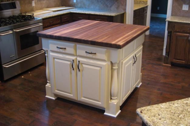 17 best images about Butcher block island on Pinterest | Countertops,  Cabinets and Wood countertops
