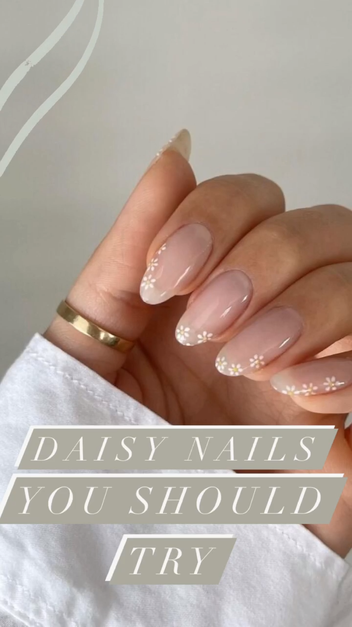 Daisy Nails You Should Try