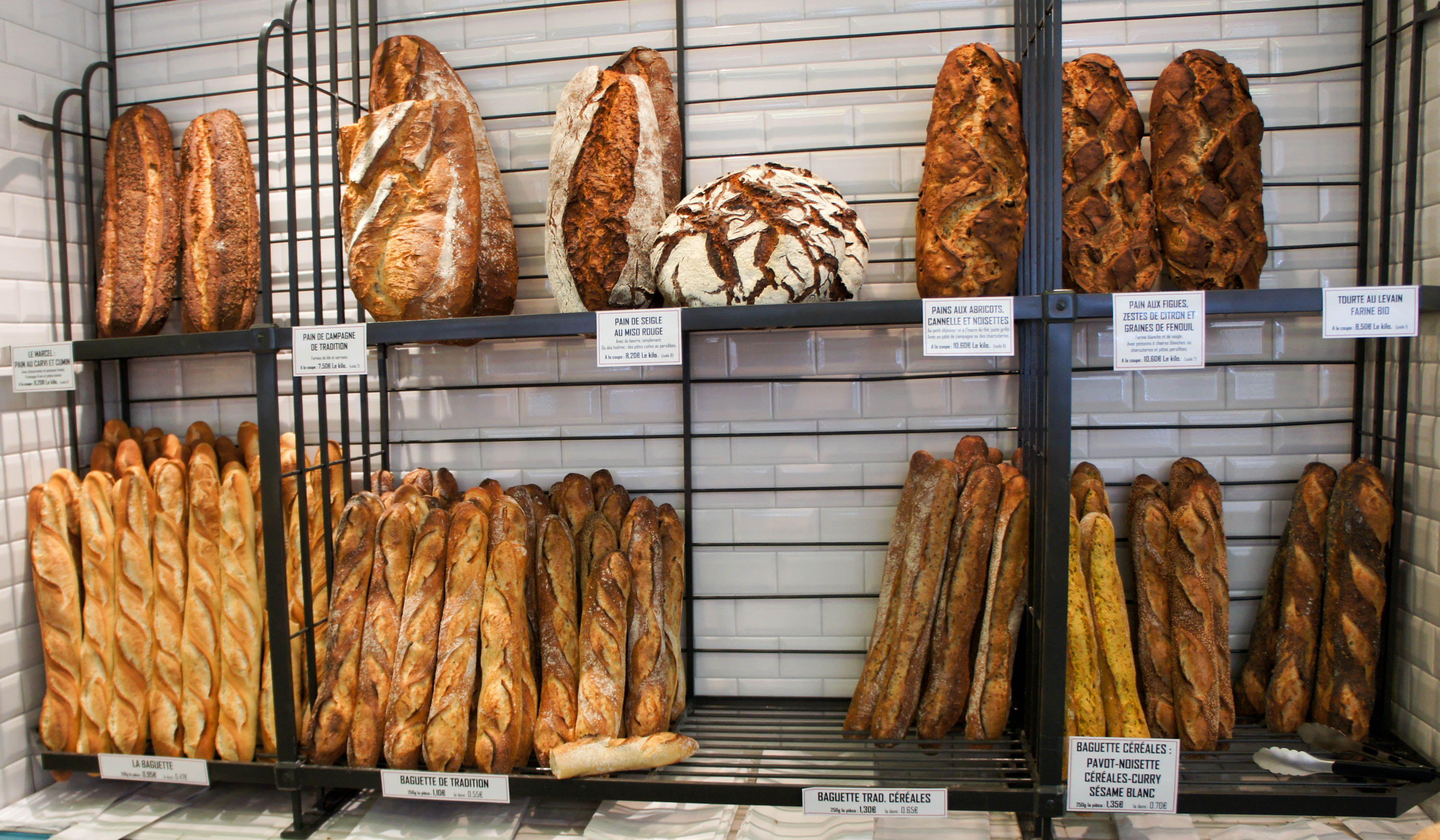 o trouver le meilleur pain de paris aliments boissons et shopping paris boulangerie. Black Bedroom Furniture Sets. Home Design Ideas