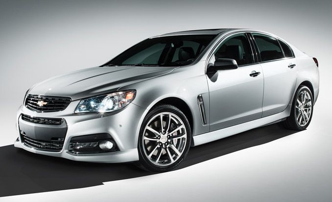 2017 Chevrolet Ss 25 Cars Worth Waiting For Future Car And Driver