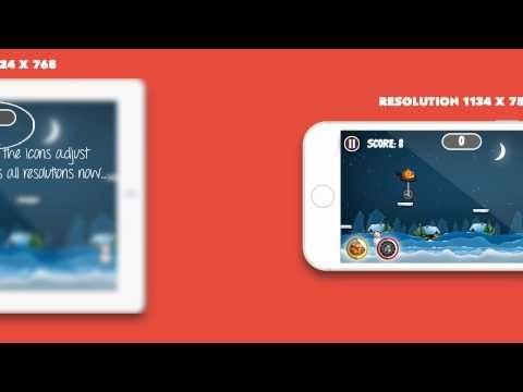 How To Set Sprites That Automatically Change With Resolution Iphone App Development Mobile App Development App Development