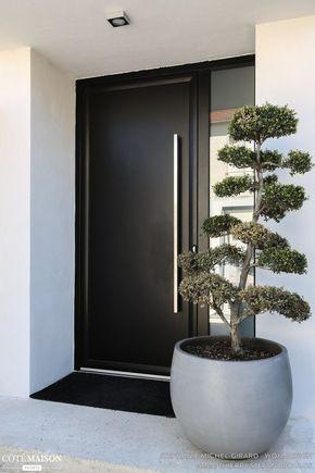 Comment bien choisir sa porte d\u0027entrée home Pinterest - choisir une porte d entree