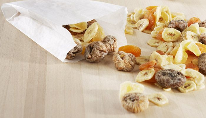 SAGA Deli Bags are suitable for storing dried fruit and winter apples.