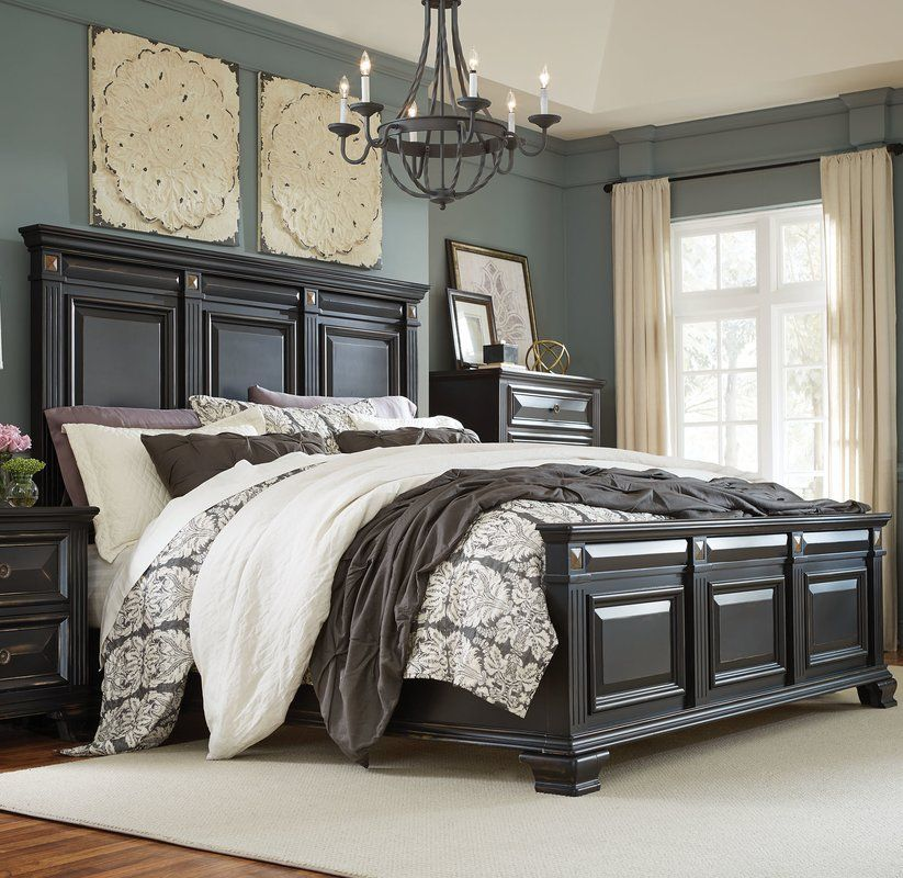 Petronella Panel Configurable Bedroom Set Remodel Bedroom Bedroom Furniture Sets Bedroom Design
