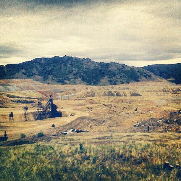 Granite Mountain, Butte, MT