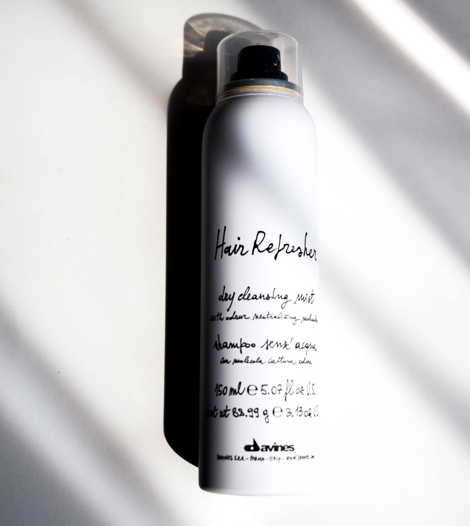 Davines Hair Refresher Dry Shampoo // An InDepth Review