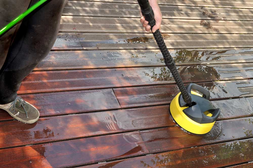 Nettoyer une terrasse en bois CRAS Pinterest Exterior