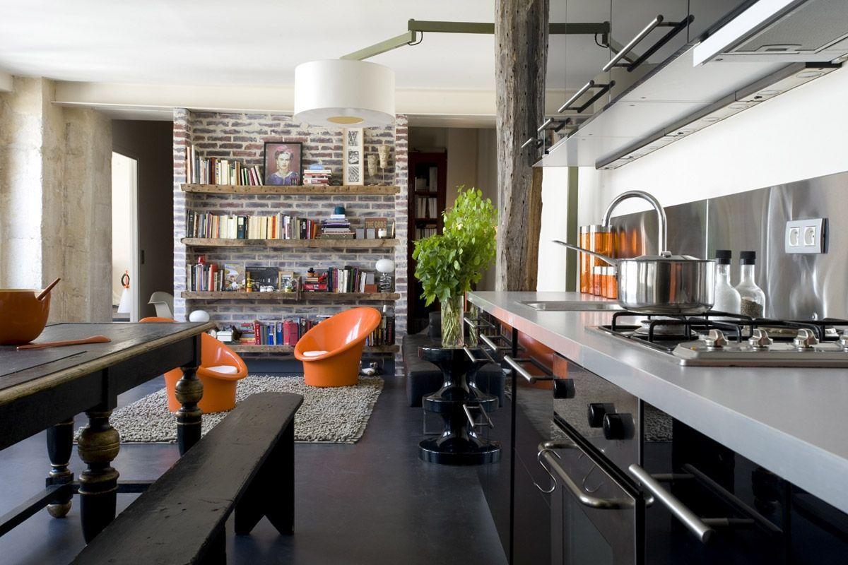 Barbes Rochechouart Appartements Projets Appartement Decoration Maison Meubles De Salon Modernes