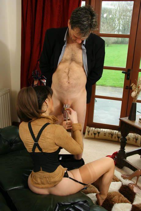 Femdom domestic discipline relationships